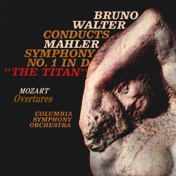 ..[即決/新品]tr125*ワルター/マーラー:交響曲第1番巨人&モーツァルト(マックルーア版)*板起こしCD-R_画像1