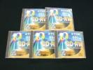 ★TDK データ用 CD-RW 650MB CD-RW74HSN 5個セット★新品