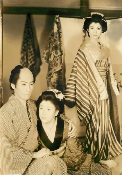 p16647市川雷蔵 浅茅しのぶ 峰幸子『次男坊判官』スチル