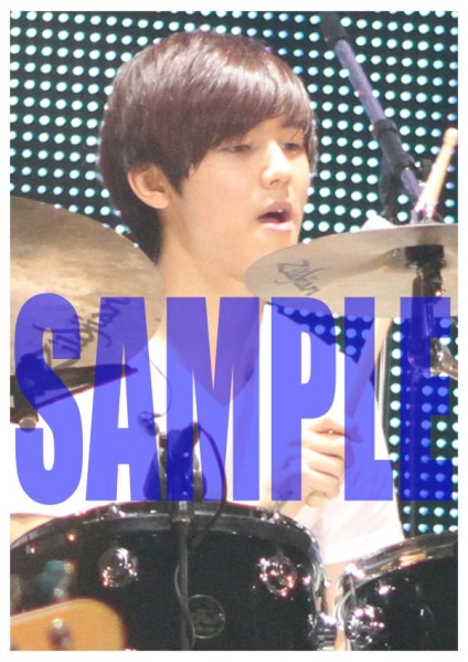 CNBLUE カン・ミニョク Arena Tour 2012~COME ON!!!~写真17枚