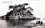 ◆ 希少 戦前 讃岐引田 城山公園絵葉書 城山保勝會  ◆