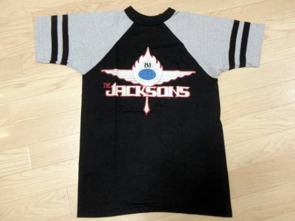 US製 1981年 ジャクソンズ ロスアンゼルス ライブTシャツ LOS ANGELES L,A BAND ,ROCK ,SOULマイケル ジャクソン