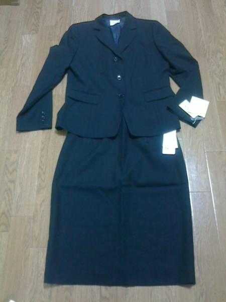 アリスバーリー スーツ 黒 入学式 タグ付新品 大きいサイズ