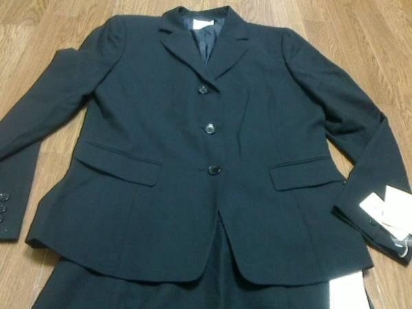 アリスバーリー スーツ 黒 入学式 タグ付新品 大きいサイズ_画像2