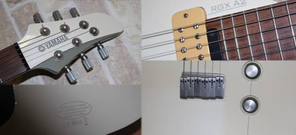 used ヤマハ RGX A2 エレキギター ストラト 軽量