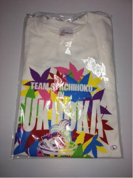 チームしゃちほこ☆ライブハウスツアー2016 福岡会場限定Tシャツ ライブグッズの画像