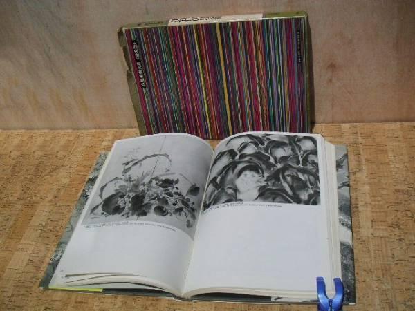 ∞ 水墨美術大系 第15巻 近代の墨絵 河北倫明、著 講談社、刊 昭和53年_経年傷み、焼け、シミ、スレが有ります