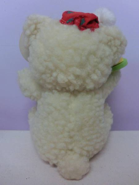 ファーファ スナッグルベア◆ビンテージ 昭和レトロ ぬいぐるみ人形 Snuggle Bear stuffed toy Plush VINTAGE◆テディベア Teddy bear_画像3