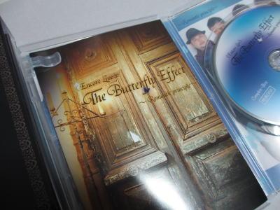 底値!再値下げ・最終・ 即決!久保田悠来「THE BUTTERFLY EFFECT」DVDBOX