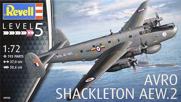 1/72 レベル アブロ シャクルトン Mk.2 AEW 04920_画像1