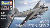 1/72 レベル アブロ シャクルトン Mk.2 AEW 04920