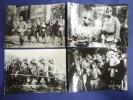 179映画スチール写真 「五人の斥候兵」 4枚 小杉勇 田坂具隆
