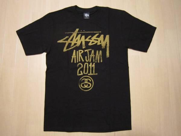 S即airjam x stussy限定Tシャツpizza of deathハイスタwanima