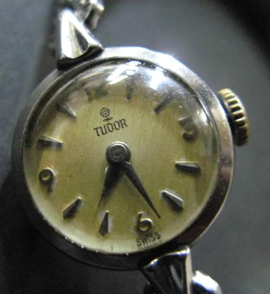 チュードル TUDOR:ヴィンテージ レディース 腕時計 (ウォッチ_画像2