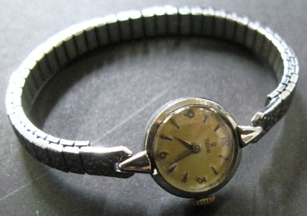 チュードル TUDOR:ヴィンテージ レディース 腕時計 (ウォッチ_画像1
