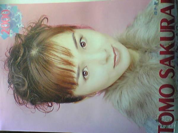 (=^ェ^=)即決 桜井智 2000年カレンダー A2サイズ-7枚 マクロス7 新古品 ☆未使用品☆美品☆