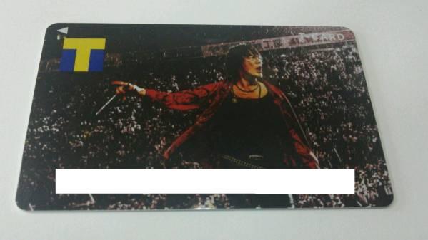 氷室京介 Tカード T-CARD 未登録 ライブグッズの画像