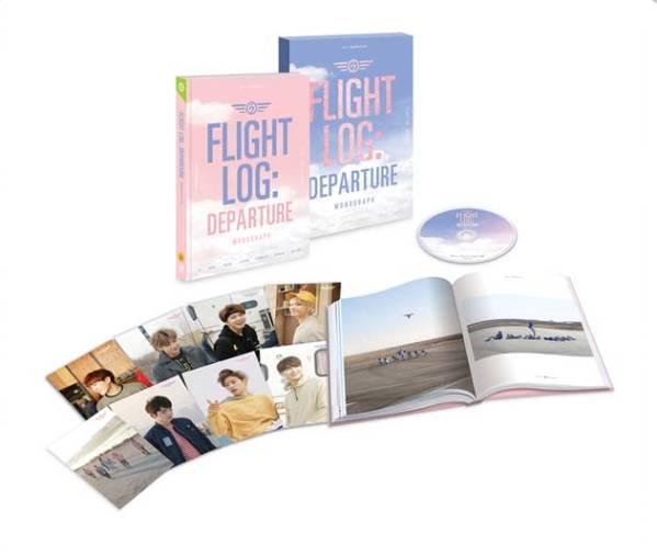 GOT7 FLIGHT LOG: DEPARTURE GOT7 MONOGRAPH (1 DISC)