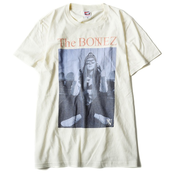 XL即THE BONEZ即完TシャツPTP 10-FEET PIZZA OF DEATH fact rize