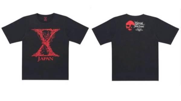 M即決x japan VISUAL JAPAN SUMMIT限定TシャツGLAY LUNA SEA
