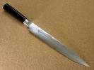 関の刃物 スライサー 225mm 貝印 旬 ダマスカス 肉解体 筋引包丁