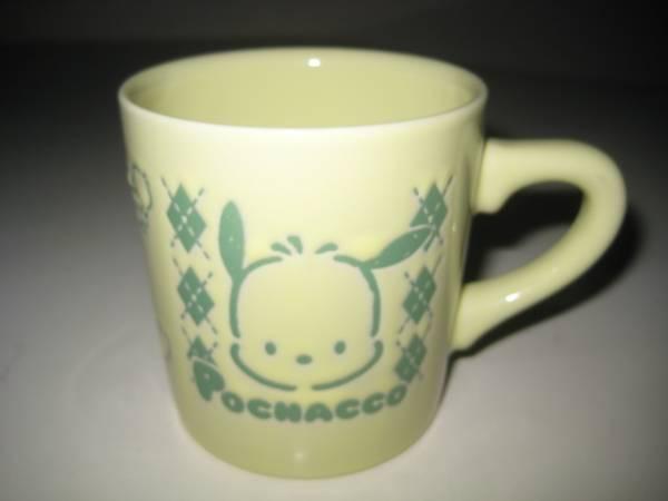1996 サンリオ ポチャッコ マグカップ グッズの画像