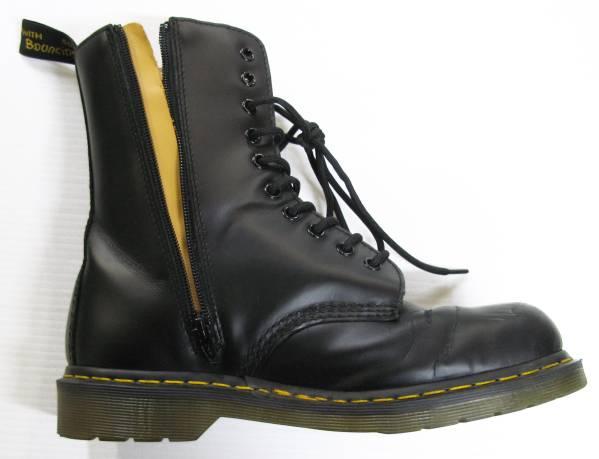 Yohji ヨウジ×ドクターマーチン:2015-16AW レザー ブーツ(革靴_画像2
