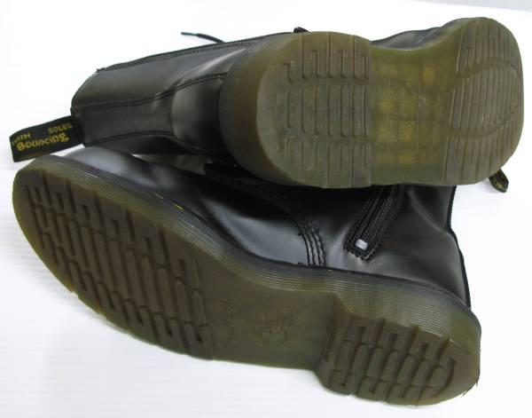 Yohji ヨウジ×ドクターマーチン:2015-16AW レザー ブーツ(革靴_画像3