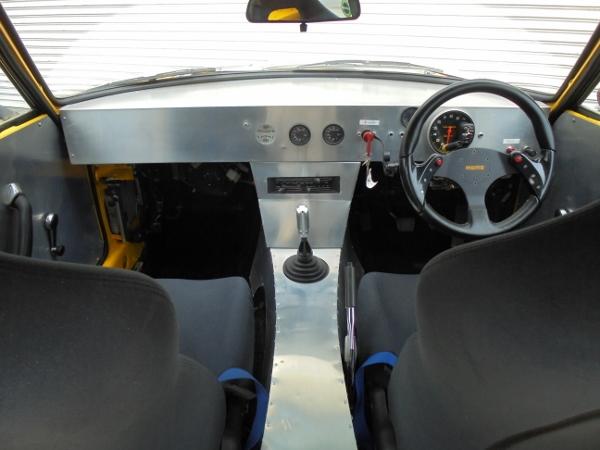 即決!フェアレディZ RB26ツインターボ E/g換装公認 16インチAW R200デフ 社外マフラー 他改造多数_画像6
