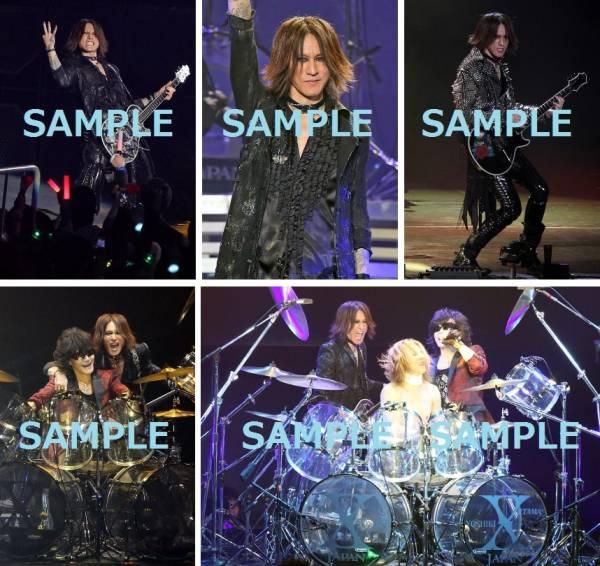 SUGIZO 『X JAPAN JAPAN TOUR』生写真A
