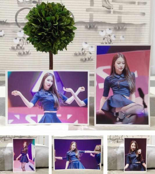Oh my girl★ジホ★韓国idol★2015.12 SAF舞台★FC生写真25枚