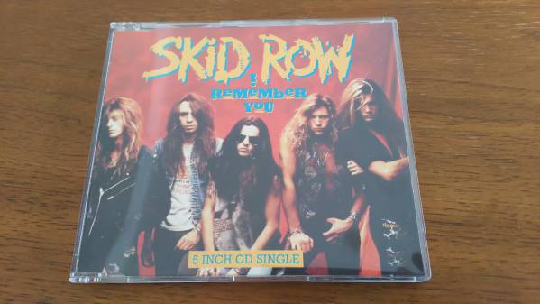 SKID ROW(スキッドロウ)◆I Remember You【輸入盤】CD_画像1