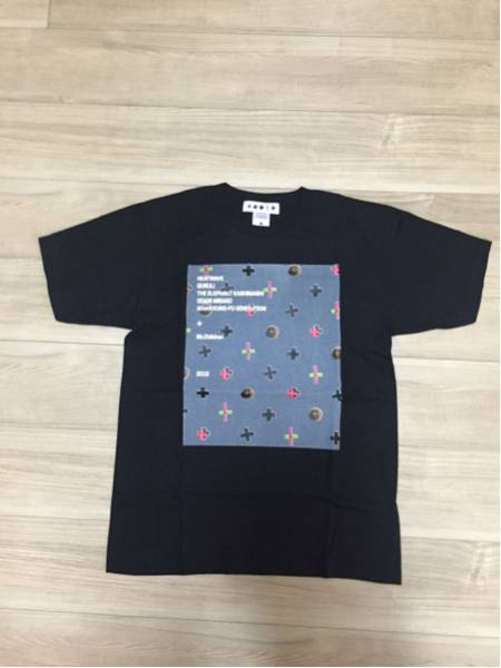 新品★Mr.Children ミスチル Tシャツ 対バン 黒 ブラック M