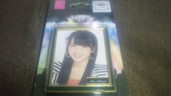 AKB48 推し劇場壁写マグネット4 向井地美音 新品 ライブ・総選挙グッズの画像