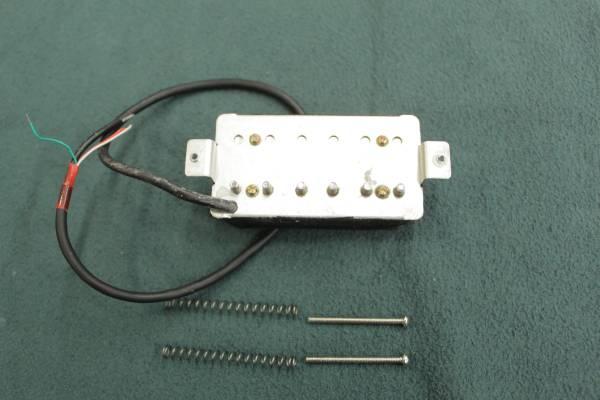 Grover Jackson ハムバッキングPU 52.5mmピッチ 4芯線 未使用品_画像3