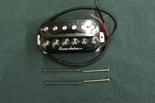 Grover Jackson ハムバッキングPU 52.5mmピッチ 4芯線 未使用品_画像1