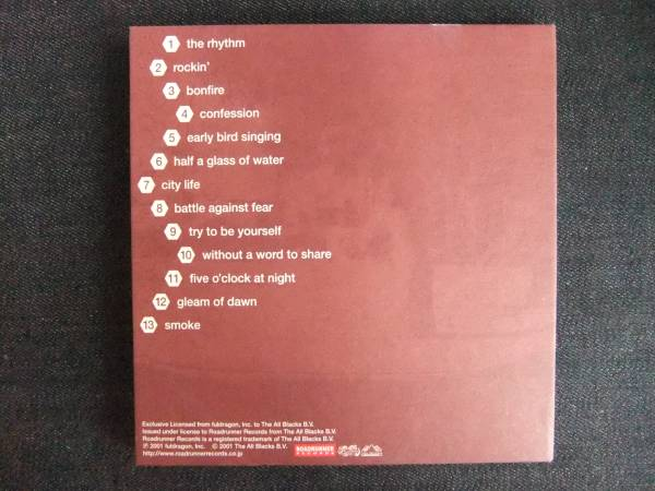 CDアルバム-3  Kemuri  emotivation  帯付き_画像2