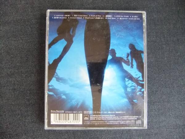 CDアルバム-3  TUBE  LANI KAI  チューブ 帯付き_画像2