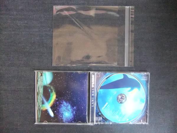 CDアルバム-3  TUBE  LANI KAI  チューブ 帯付き_画像3