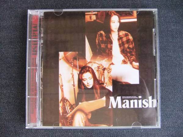 CDアルバム-3   Manish  MANISH マニッシュ 帯付き_画像1