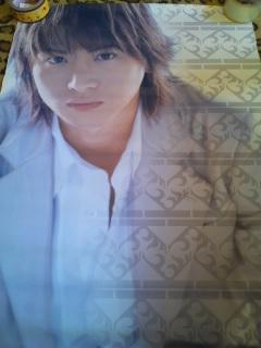 2004年 ♪ミュージカルSHOCKポスター!!♪