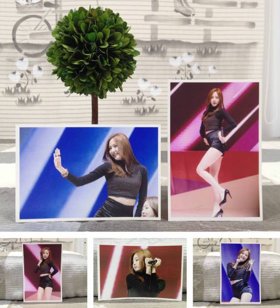 BESTie★ヘリョン★2015.12月 SBS 歌謡大祭 舞台★FC生写真30枚