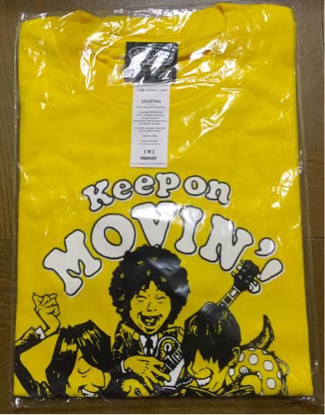 新品未開封 THE BAWDIES ボゥディーズ コラボ Tシャツ フェス 限定グッズ 2010年