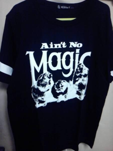 B'z LIVE GYM 2010 Ain't No Magic 半袖Tシャツ M