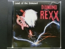 【USグラムメタル限定再発盤/美品即決!】DIAMOND REXX/Land Of The Damned