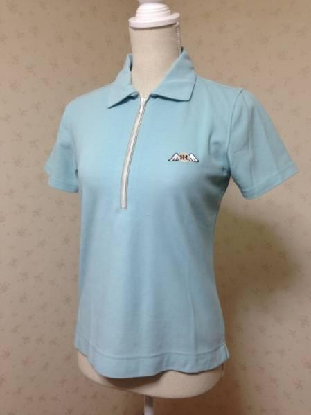 【良品!】◆H・L COTE D'AZUR/モリリン◆ゴルフウェアー シャツ