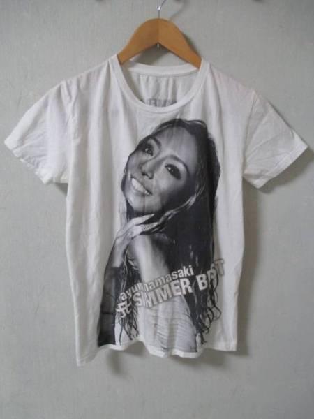 浜崎あゆみ SUMMER BEST フォトTシャツ Sサイズ