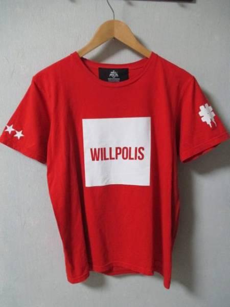 バンプオブチキン '14WILL POLIS ツアーTシャツ Mサイズ