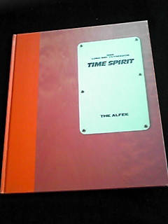 THE ALFEE TIME SPIRIT 1988 コンサートツアーパンフレット即決