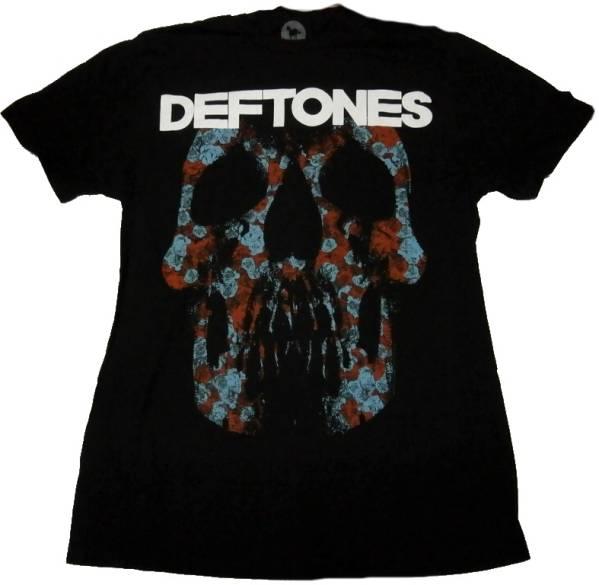 即決!DEFTONES Tシャツ Lサイズ 新品未着用【送料164円】